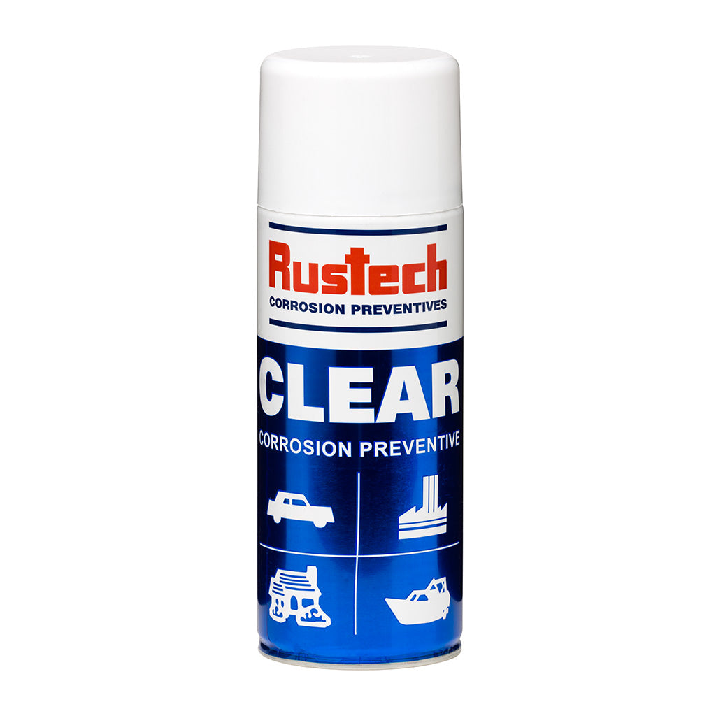 Rustech Clear - 400 ml spray can