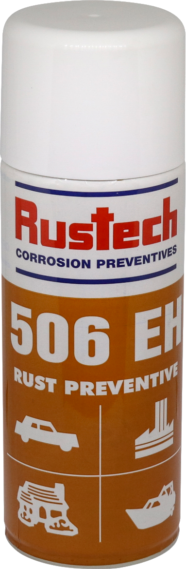 RUSTEC 506EH - 400ml spray can