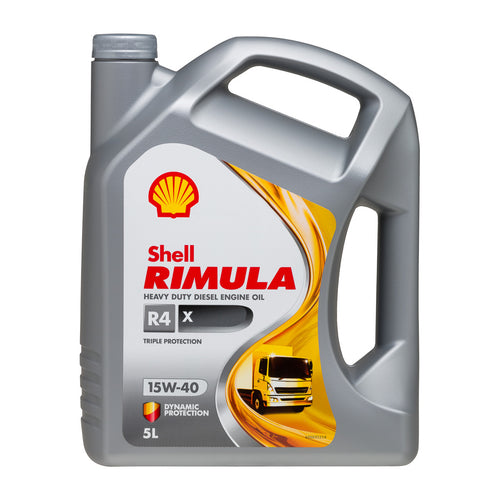 Shell Rimula R4 Heavy Duty Diesel Engine Oil 5Litre