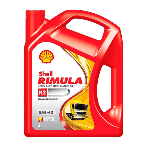 Shell Rimula R2 SAE40 Diesel Engine Oil