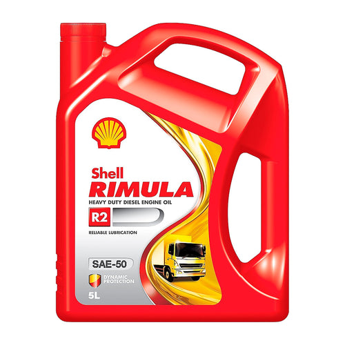 Shell Rimula R2 SAE50 Diesel Engine Oil