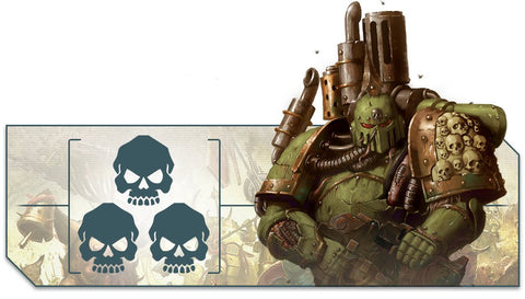Cheap Death Guard Units