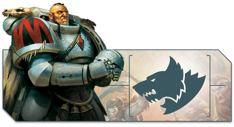 Cheap Space Wolves
