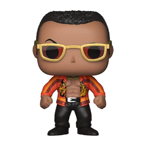 Funko Pop!  - Wwe - The Rock 46