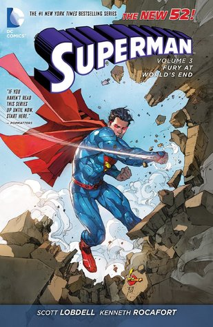 Superman - Fury at worlds end