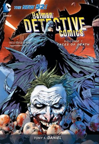 DCBatman: Detective Comics, Vol. 1: Faces of Death Paperback