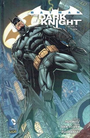DC New 52 Batman the Dark Night volume 3: Mad - hardback