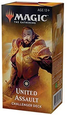 2019 - Challenger Deck - United Assault - 1 Box