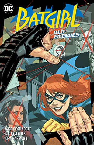 Dc Batgirl vol 6: Old Enemies Paoerback