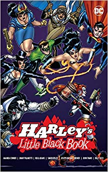 Harley's little black book -
