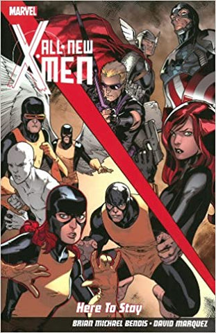All new X-men - Here to stay - Paperback