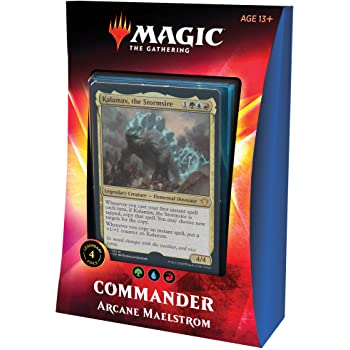 Commander 2020 - Arcane Maelstrom - 1 Box
