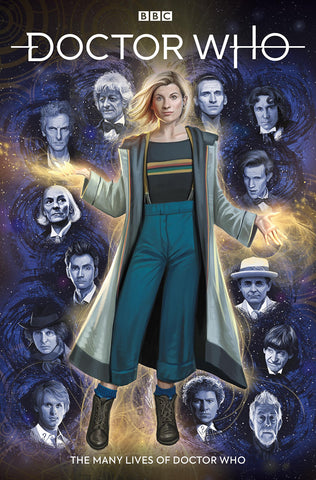 Therteenth Doctor - The many lives of doctor who