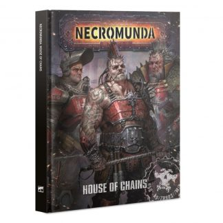 Necromunda: House Of Chains (English)