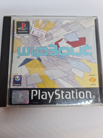 PlayStation game Wipeout