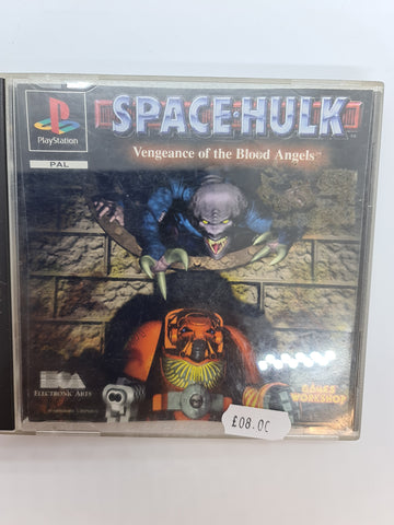 PlayStation game Space Hulk