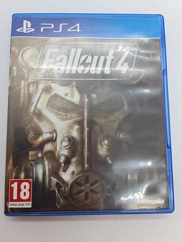Ps 4 game Fallout 4