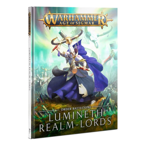 Battletome: Lumineth Realm Lords