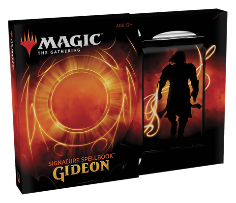 Spellbook - Gideon - 1 Box