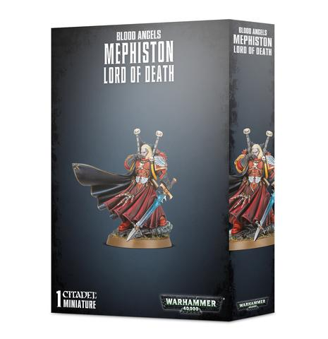 Blood Angels Mephisston Lord Of Death