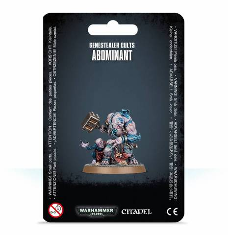 Genestealer Cults Abominant