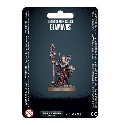 Genestealer Cults Clamavus