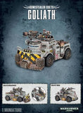 Genestealer Cults Goliath Truck / Rockgrinder