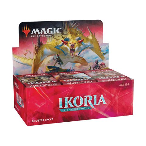 Ikora Layer Of Behemoths - Booster Box - 1 Box
