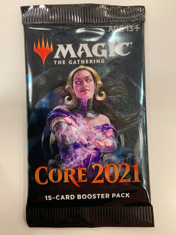 Magic the gathering core 2021