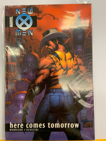 New X-men - Here comes tomorrow - Paperback