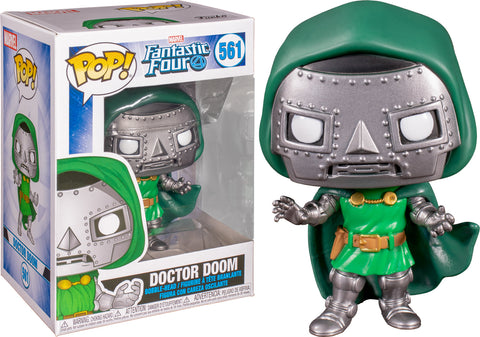 Funko Pop!  - Pop - Fantastic Four - Doctor Doom 561