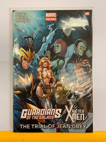 Guardians of the Galaxy / All new X-men - The trail of jean Grey - Paperback