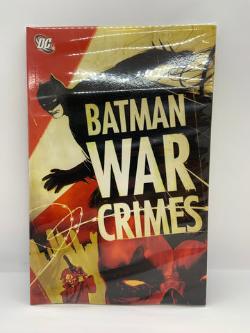 Batman war crimes Paperback