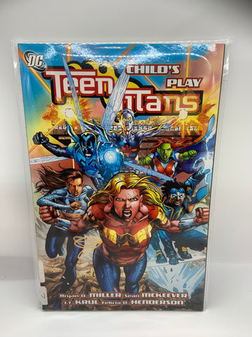 Teen titans child's play