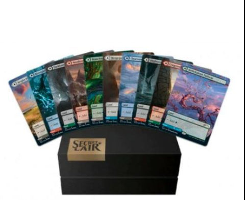 MAGIC: THE GATHERING SECRET LAIR: ULTIMATE EDITION 2 - GRAY BOX