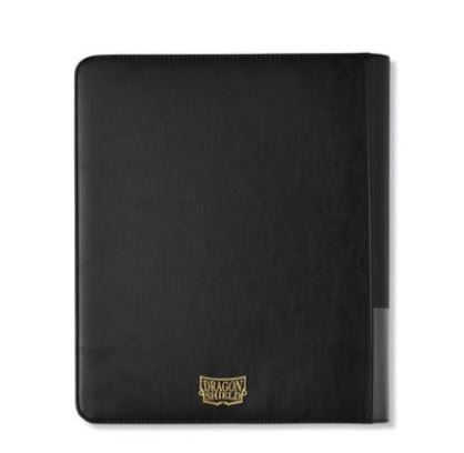 Dragon Shield - Portfolio 9/18 ZIP Black