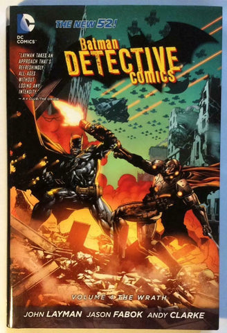 DC New 52 Batman Detective Comics Vol 4 Paperback