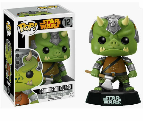 Funko Pop!  - Pop - Star Wars - Gammorrean Guard 12
