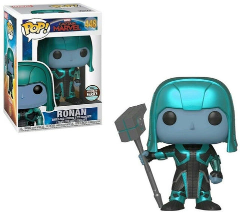 Funko POP! Vinyl Figure Ronan (Captain Marvel) #448 Speciality Series