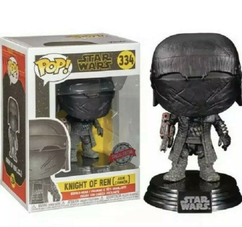 Funko Pop! Knight Of Ren (Arm Cannon) Special Edition (334)
