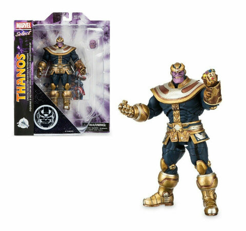 Marvel Select Thanos Infinity Action Figure Diamond Select JUL201916