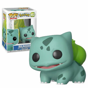 Funko Pop!  - Games - Pokemon - Bulbasaur 453