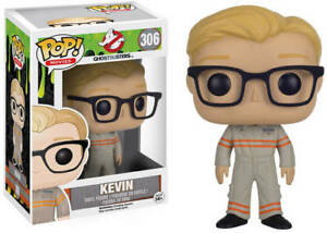 Funko Pop!  - Movies  - Ghost Busters - Kevin 306