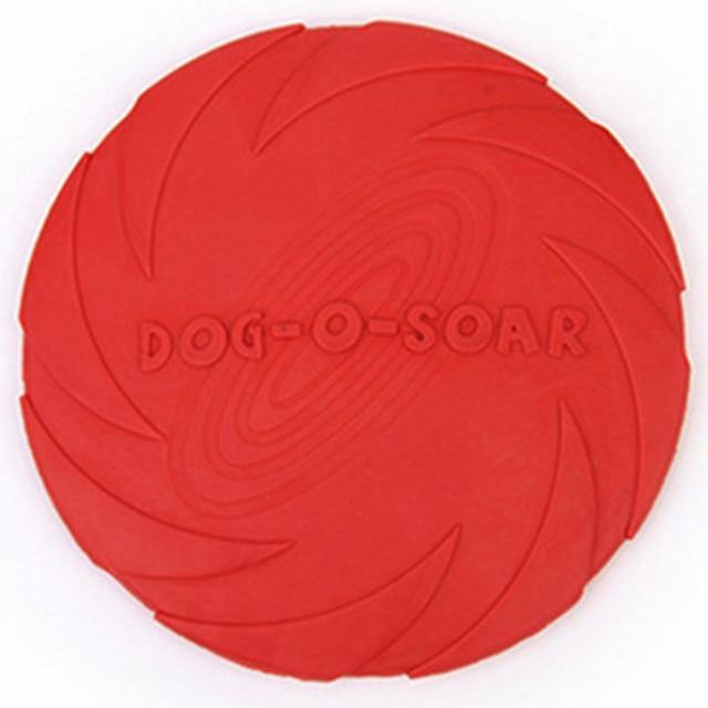 Silica Gel Soft Flying Discs - The Bark 'n' Paws