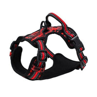 Soft Breathable Dog Harness - The Bark 'n' Paws