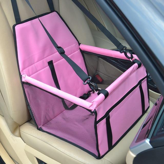 Dog Car Seat Carrier - The Bark 'n' Paws