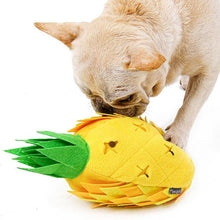 Load image into Gallery viewer, Pineapple Snuffle Mat - The Bark 'n' Paws