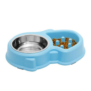 Dual-Use Dog Slow Feeder - The Bark 'n' Paws