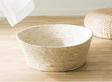 Load image into Gallery viewer, Japanese Style Hand-Woven Rattan Bed