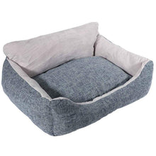Load image into Gallery viewer, Premium Soft Cushion Pet Bedding - Bark 'n' Paws